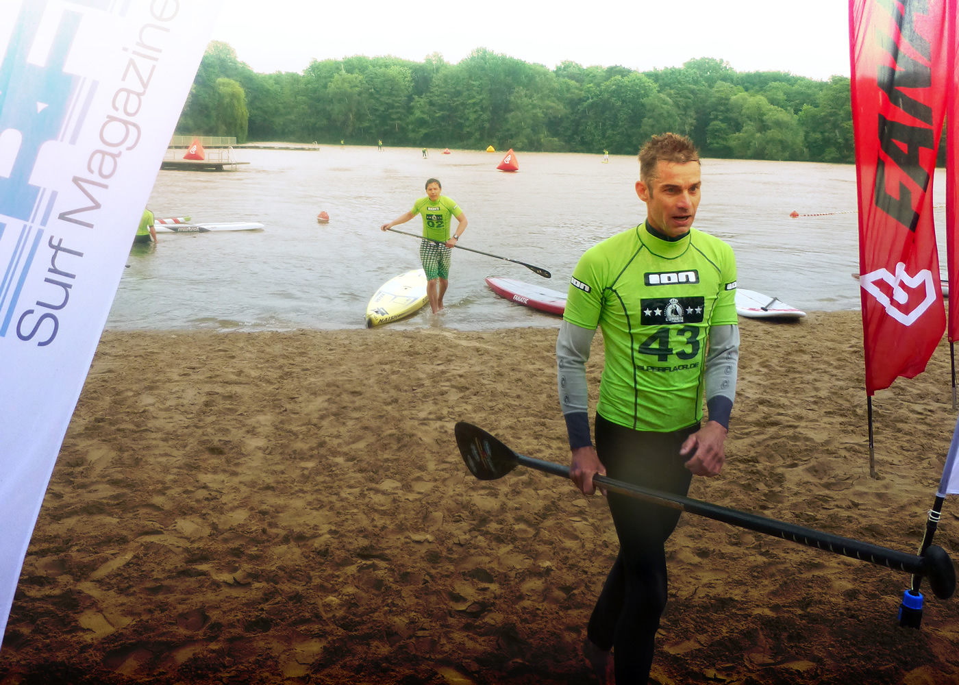 superflavor german sup challenge berlin 40