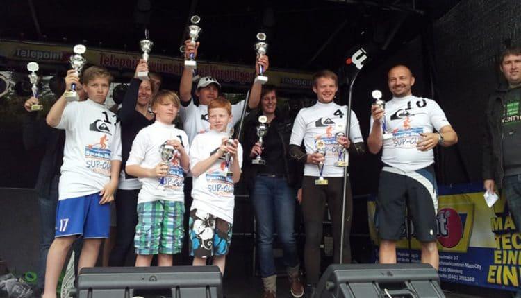 Das war der Oldenburger SPARDA SUP-CUP 2013