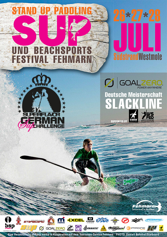 sup beachsports festival fehmarn superflavor sup challenge
