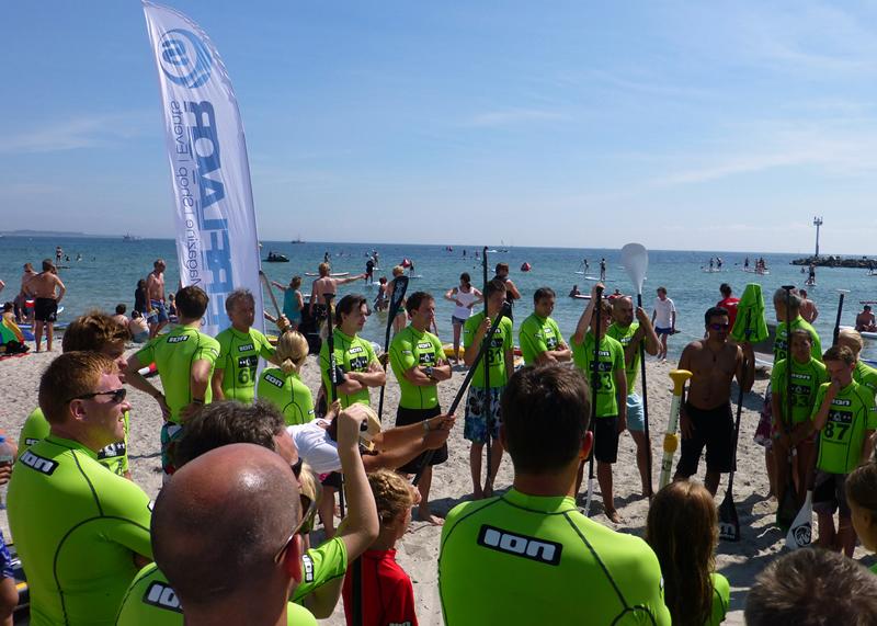 superflavor german sup challenge fehmarn 2013 ridersmeeting