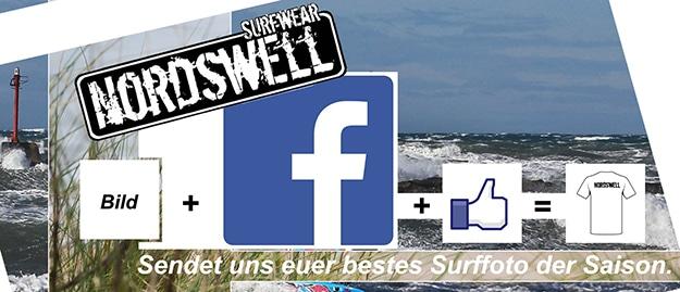 Nordswell Surf-Foto-Wettbewerb