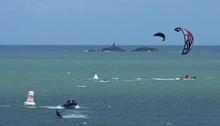Red Bull Coast 2 Coast: Rekord-Massenstart mit 400 Kitern
