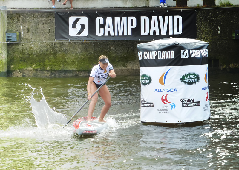 camp david sup world cup hamburg 2013 annabell anderson superflavor 50