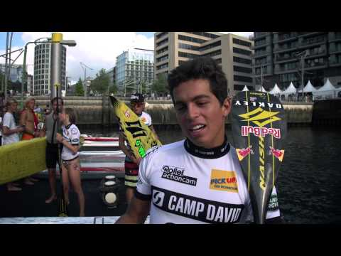 sup world cup hamburg 2013 video