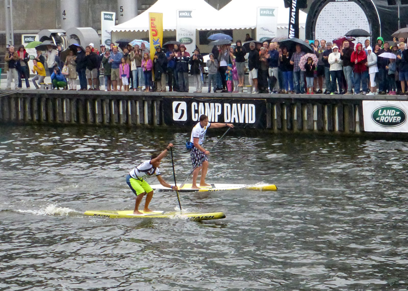kai lenny camp david sup world cup hamburg 2013 christian hahn superflavor 111