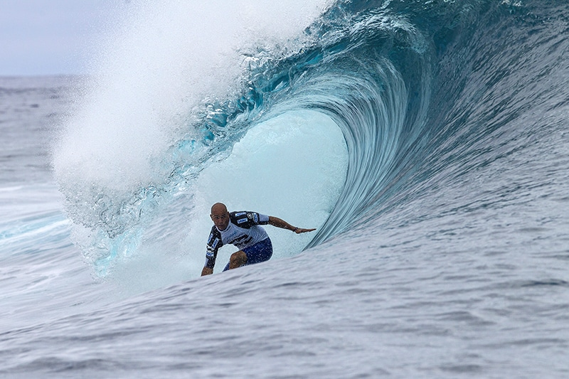 kelly slater Billabong ProTahiti
