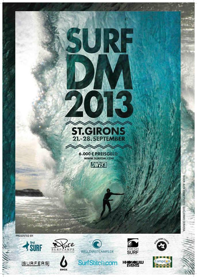 surf wellenreiten dm 2013