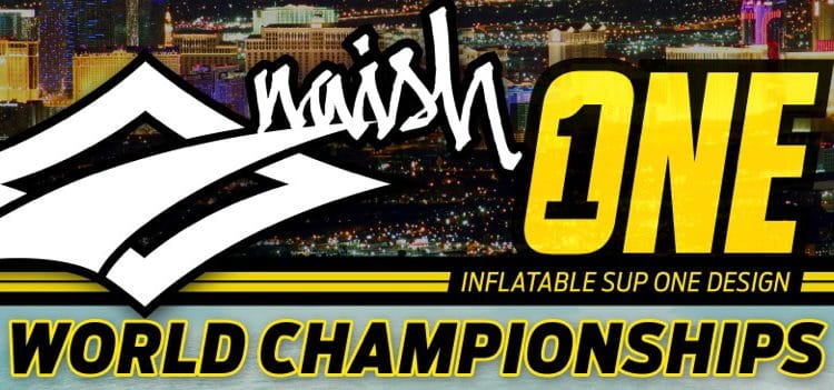 Naish ONE N1SCO SUP World Championships in Las Vegas