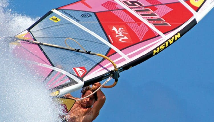 Robby Naish kündigt Windsurf Comeback an
