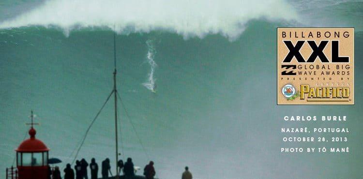 Das schwarze Loch von Nazaré – Billabong XXL Big Wave Surfing