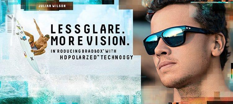 Oakley Breadbox – Late Season Lifestyle-Sonnenbrille