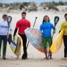 Halbfinalisten sup wave 95x95 - Moritz Mauch gewinnt 2. SUP DM Wave 2013 presented by NORDEN Surfboards