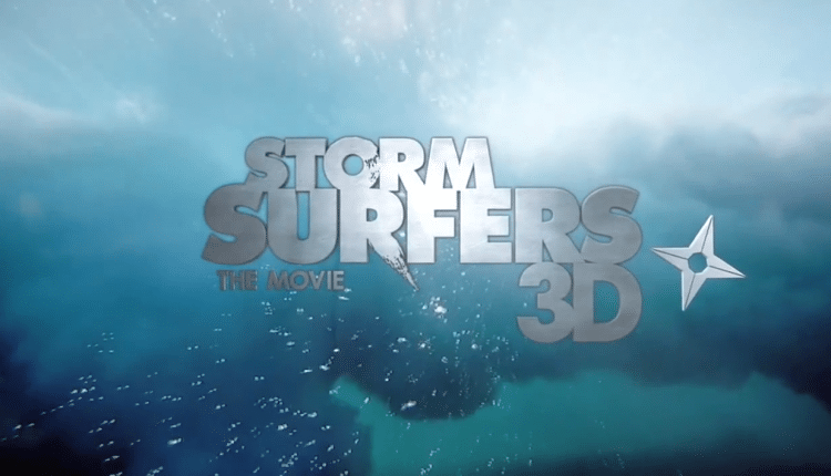Storm Surfers 3D Premiere Hamburg