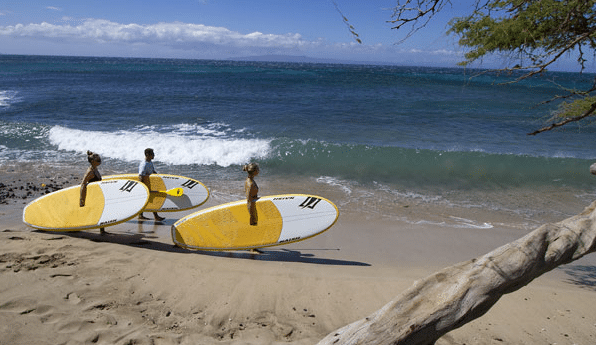 Naish ODYSSEUS – Neues Allround Cruising SUP Board