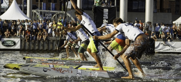 2014 Stand UP World Series & SUP World Tour Events veröffentlicht
