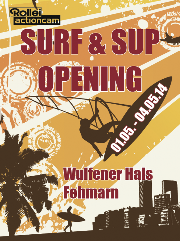 surf sup opening wulfener hals