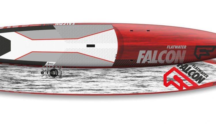 Fanatic gibt Startschuss für neuen Fanatic Falcon Flatwater