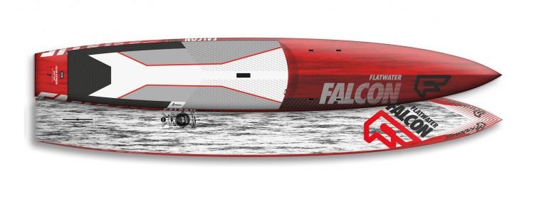 SUP Fanatic Falcon Flatwater Carbon 12_6x24