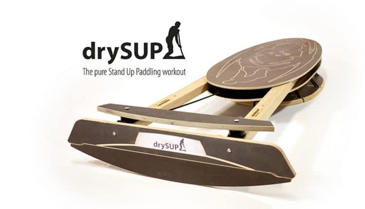 drySUP – Der Stand Up Paddling Heimtrainer
