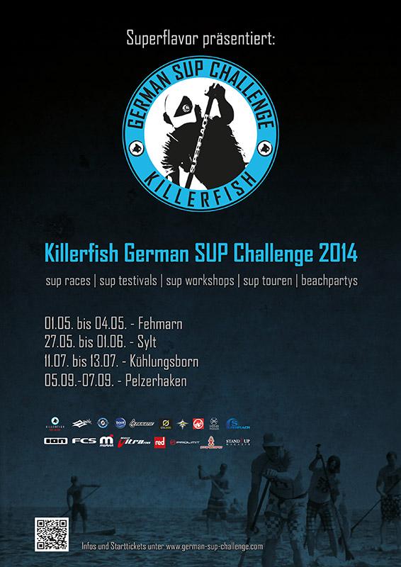 killerfish gsc2014 sup quer