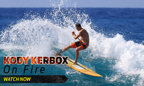 Kody Kerbox on Fire