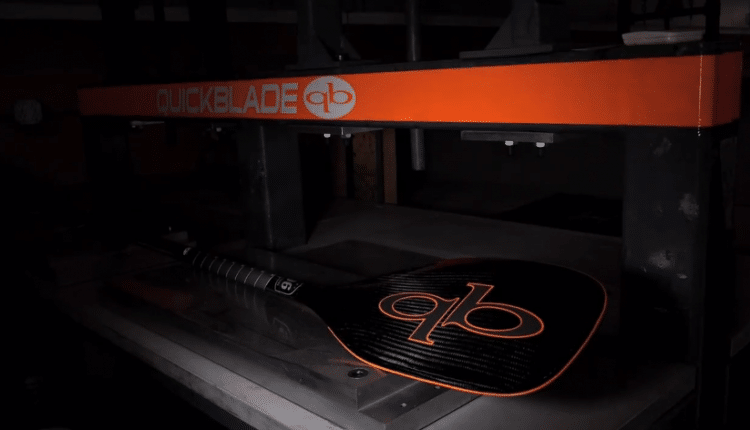 quickblade trifecta sup paddle