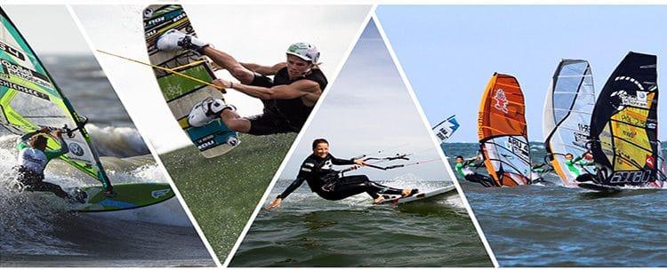 Kitesurf Trophy und Rollei Windsuf Cup kooperieren