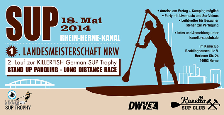SUP NRW FLYER DWV