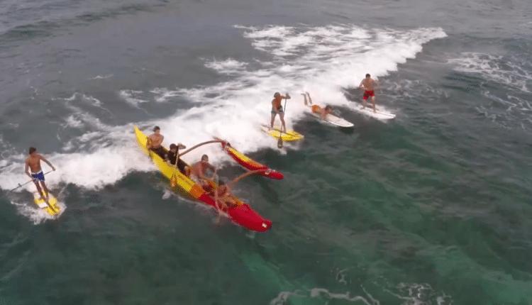 Naish SUP Team Video