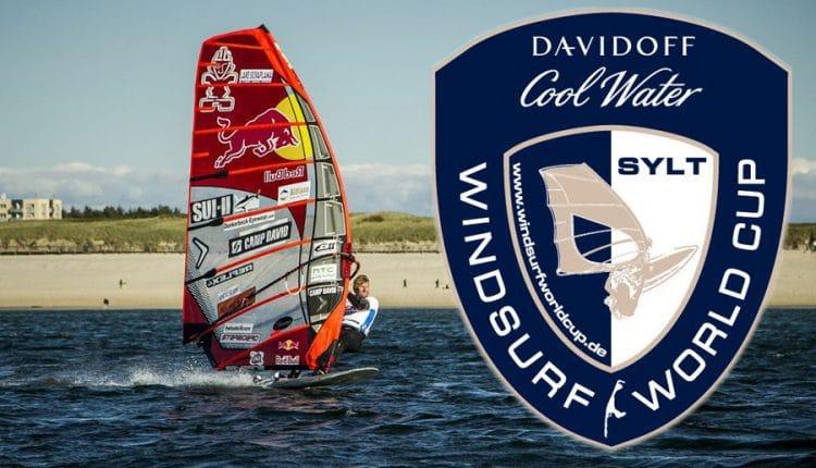 Davidoff Cool Water wird neuer Titelsponsor des Windsurf World Cups Sylt