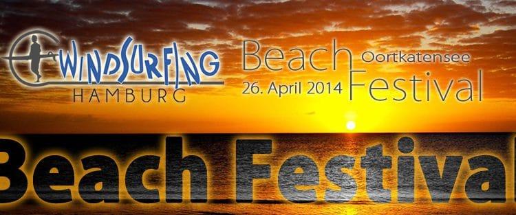 3. Beach Festival Hamburg am Oortkatensee