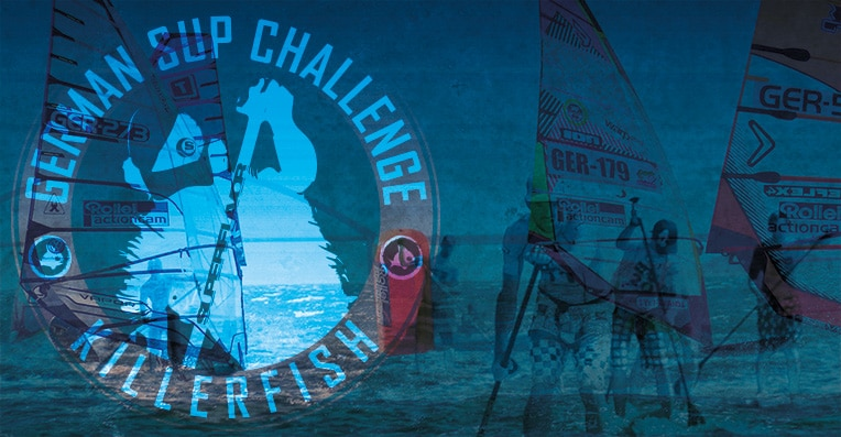 killerfish sup challenge fehmarn rollei windsurf