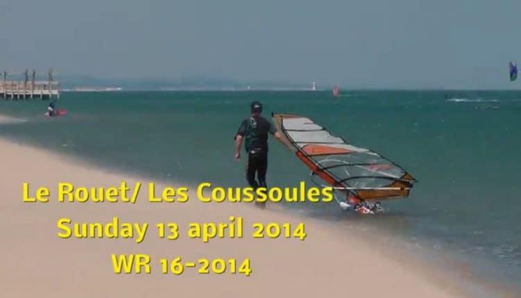 Video Speedsurfen mit Freunden in La Franqui