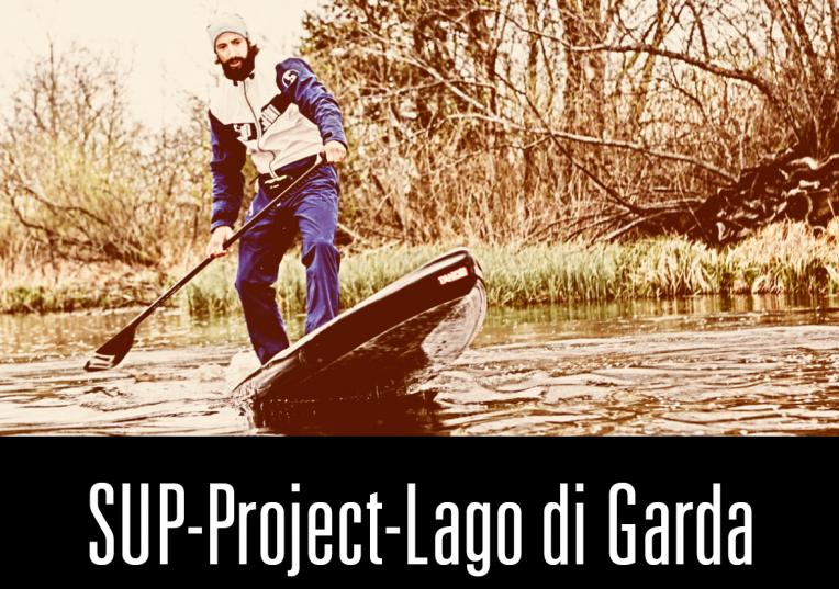 sup project lago di garda