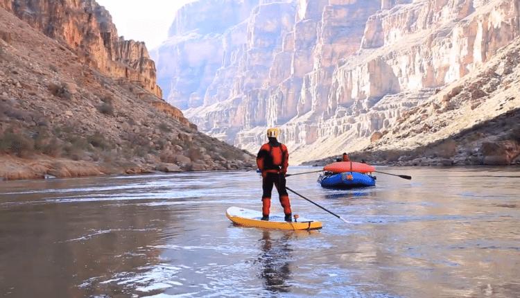 Grand Canyon SUP – Video