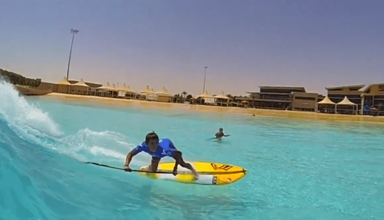 Wadi Surf Pool – Stand Up World Tour Video