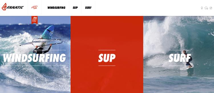 Neue Fanatic Surf Kollektion bereits ab 1. Juli verfügbar
