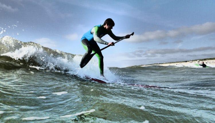 Fotos zum Killerfish German SUP Challenge Tourstop auf Sylt