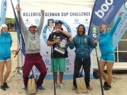 killerfish german sup challenge sylt ergebnisse
