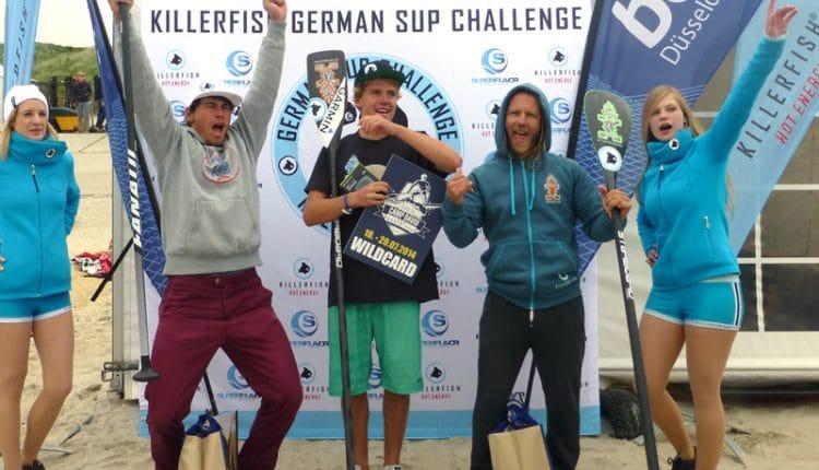 Ergebnisse Killerfish German SUP Challenge Sylt
