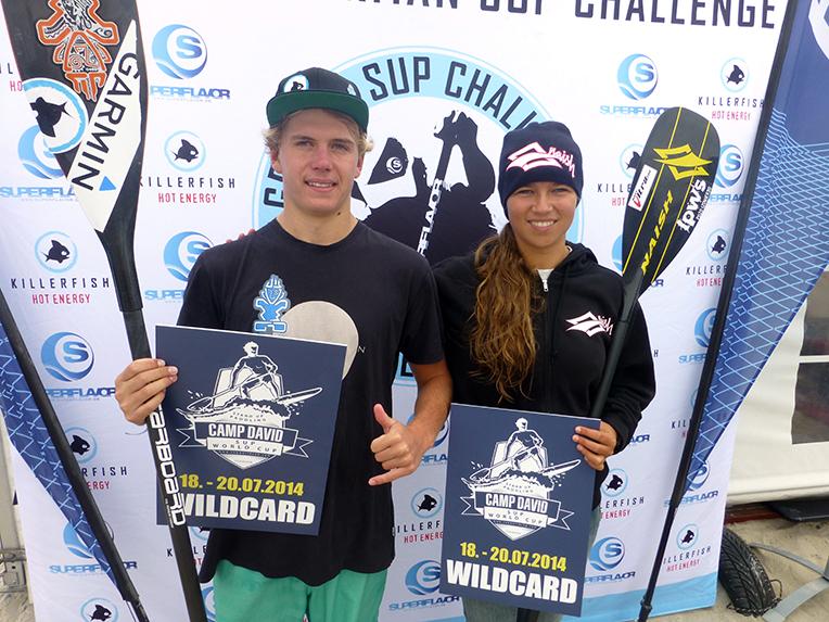 killerfish sup challenge wildcard sup world cup