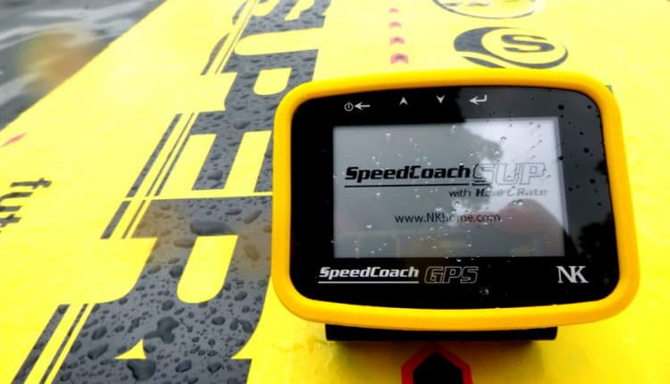 NK SpeedCoach SUP – Stand Up Paddle GPS Trainer im Test