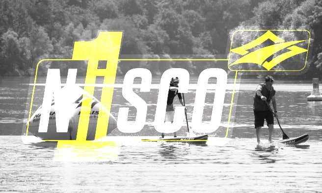 Naish ONE N1SCO Race am Neckar