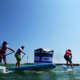 sup world cup fehmarn sup sprint superflavor 61 160x160 - Noelani Sach paddelt sich auf Platz drei beim CAMP DAVID SUP World Cup Fehmarn