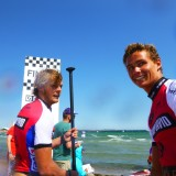sup world cup fehmarn sup sprint superflavor casper steinfath