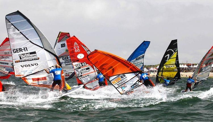 Choppy Water sichert sich Rechte an Windsurf Euro Cup
