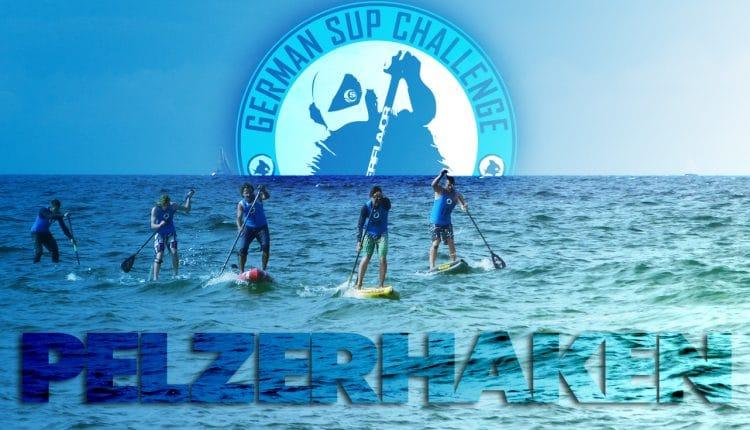 Finale der Killerfish German SUP Challenge 2014 in Pelzerhaken