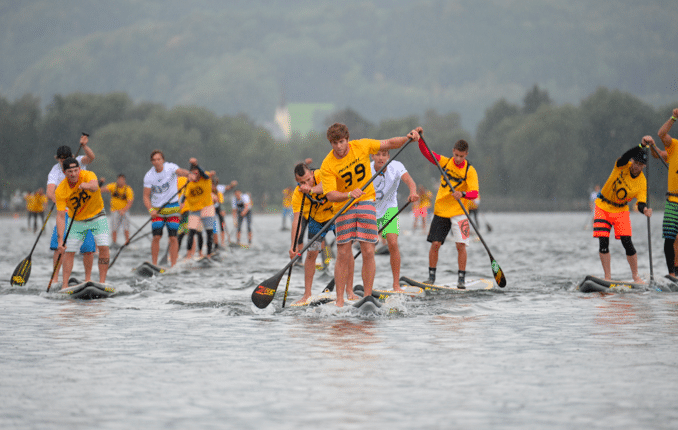 N1SCO Naish One World Championship am Chiemsee 2014