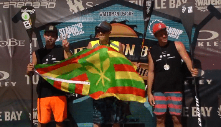 Huntington Beach Pro SUP World Series Video Highlights