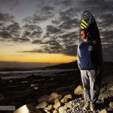 LT14 ls Ricardo Campello at sunset 160x160 - Ricardo Campello gewinnt in La Torche!